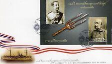 2012, 115th Anniversary of H.M. King Chulalongkorn's Visit to Austria
