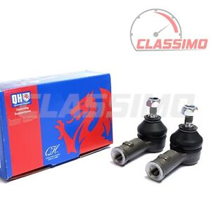 Track Tie Rod End Pair for MG MGF & MGTF - 1995 to 2005 - Quinton Hazell