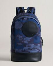 Dunhill Radial Foliage Backpack New Made In Italy