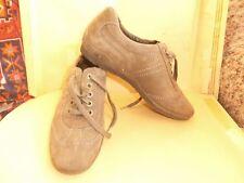 """Schuhe """"Medicus"""",Gr.5,Echtwildleder, braun"""