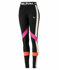 Puma Chase Dry Cell Leggings Tight Training Fitness Black Womens 578022 01