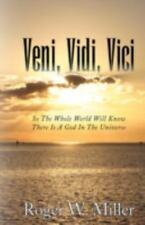 Veni, Vidi, Vici (Hardback or Cased Book)