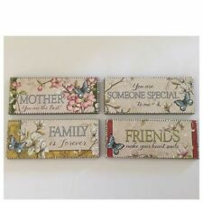 Country Inspirational Decorative Plaques & Signs