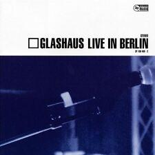 GLASHAUS - Live in Berlin      *CD*    NEU+VERSCHWEISST!