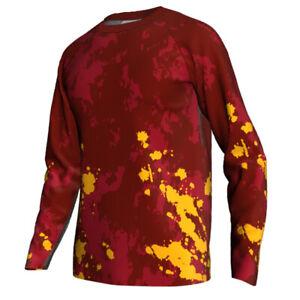 Mountain Jacket Motocross Jersey MTB Cycling Bike Sports Shirt Downhill Clothing