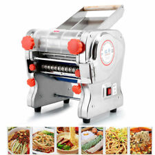 750W Home electric noodle making machine press noodle machine Commercial 110V
