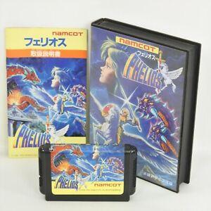 PHELIOS Mega Drive Sega 2369 md