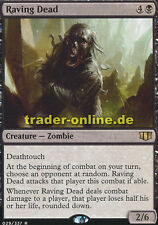 Raving Dead (Tobsüchtiger Toter) Commander 2014 Magic