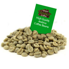 Raw Green Coffee Beans 100% Arabica Unroasted & Perfect for Home Coffee Making