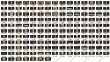 +160 nice patterns vectors models DXF and EPS File CNC Plasma, Router, laser