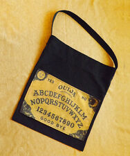 Ouija Tote Purse Shoulder Bag with Pocket Market Beach Laptop Notebook Goth