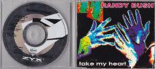 MAXI CD SINGLE 4 TITRES RANDY BUSH TAKE MY HEART DE 1993