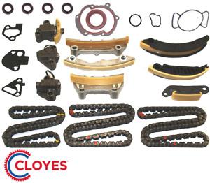 CLOYES TIMING CHAIN KIT W/O GEARS FOR HOLDEN INSIGNIA GA ALLOYTEC A28NET 2.8L V6