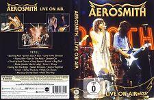 Aerosmith - DVD - Live On Air - Live - DVD von 2008 – NEU & OVP !