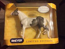 BREYER Sierra Blanco #1184 [A] smart chic mold fall collectors choice