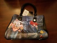 Disney D23 Expo EXCLUSIVE Designer Collection Little Mermaid Purse w/ Ariel