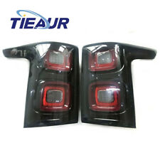 Pair Taillight Rear Tail Light Bumper Lamps Fit For Land Rover Range Rover Vogue