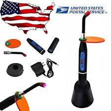 Dentist Dental 10W Wireless Cordless LED Curing Light Lamp 2000MW *USA Fast ship