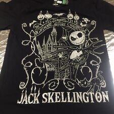 NWT Deadstock Disneyland Hong Kong Jack Skellington M Tee Nightmare B4 Christmas