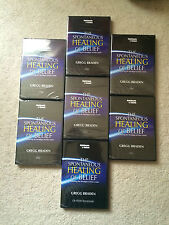Nightingale Conant The Spontaneous Healing of Belief by Gregg Braden 6 CD Set