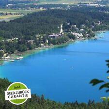 8 Tage 1 Wochen Urlaub Pension Tulpe Klopeiner See Kärnten Wandern Biking Reise