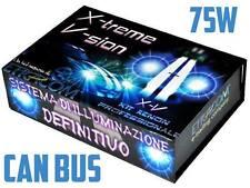 Kit Slim Xenon 75w Auto H7 AUDI A3 Canbus 5000k 6000k 8000k 10000k