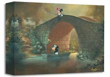 Hooked On You - Rob Kaz - Treasure On Canvas Disney Fine Art