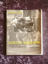 Patrick Tucker - Secrets of Screen Acting 2nd edition how to act for the camera