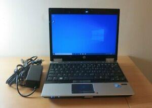 "HP EliteBook 2540P 12.1"" Laptop - i7-L640 2.13GHz 6GB 128GB - Windows 10 Pro"