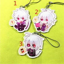 Game Elsword Add Mm Lp Decal Keychain Wallet Keyring Strap Acrylic Be