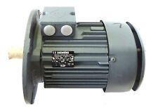 Elektromotor SIEMENS Drehstrommotor Motor 3~ 3kW 3000U B5 ANKAUF Elektromaterial