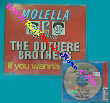 CD singolo Molella Feat The Outhere Brothers If You Wanna Party SIGILLATO (S29*)