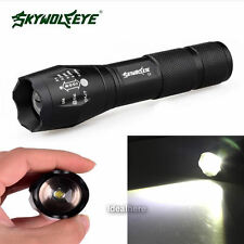 10000 Lumen 5 Mode XM-L T6 LED Aluminum Torch Powerful 18650 Flashlight Lamp