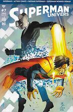 Superman Univers N°7 - Urban Comics-D.C. Comics - Septembre 2016