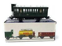 Piko H0 1:87 Personenwagen Abteilwagen Bremserhaus Deutsche Reichsbahn DR 6516
