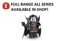 Lego minifigures vampire series 2 (8684) unopened new factory sealed