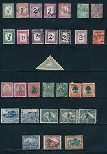 SOUTH AFRICA *30 MH & USED EARLY ISSUES* MANY POSTAGE DUES - FEW BETTER