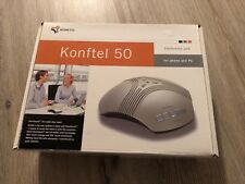Konftel 50 Conference Unit Complete in Box.