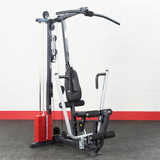 Body-Solid G1S Red Stack Home Gym - G1SRSTK Weight Training Fitness Equipment