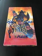 1995 Fleer Utra X-men Factory Boxed Set 36 Ct