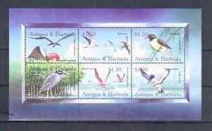 ANTIGUA  BARBUDA BIRDS    MNH