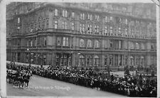 Real Photographic (RP) Edinburgh Collectable Scottish Postcards