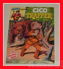 ZAGOR presenta CICO TRAPPER speciale 7 BONELLI 1991
