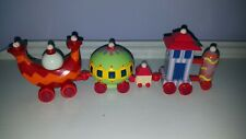 The Night Garden Ninky In Nonk Bamboleo Train Set Sin Cadena