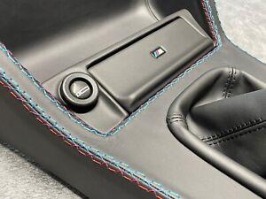 BMW E30 Leather - Centre Console 316-325i M3 M Technic Seat S14 M20 M10 Alpina