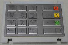 Wincor Epp 00006000 5 Keyboard Usa Metal Pn: 1750131618