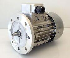 Motore elettrico trifase 1,1 KW 1,5 HP 1400 Giri 4 Poli Mec 90S flangia B5 HPT