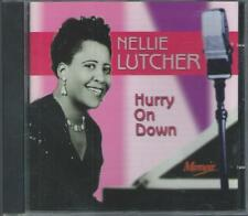 CD: NELLIE LUTCHER - Hurry On Down