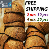 Coconut Shell Halves Ceylon ECO-FRIENDLY Registered Post Tracking FREE SHIPPING