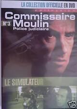 DVD COMMISSAIRE MOULIN VOLUME 3 - LE SIMULATEUR -